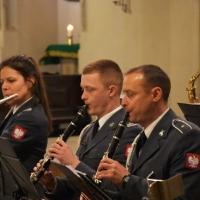 Koncert reprezencacyjnej orkiestry dętej Wojska Polskiego._33