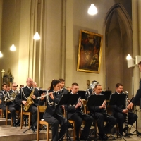 Koncert reprezencacyjnej orkiestry dętej Wojska Polskiego._37