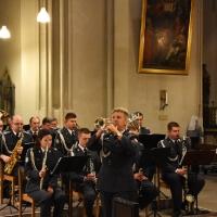 Koncert reprezencacyjnej orkiestry dętej Wojska Polskiego._9