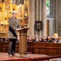 08.03.2020 - Msza św. w katedrze kolońskiej.