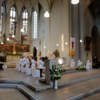 11.06.2020 - Uroczystość Pierwszej Komunii Świętej._16