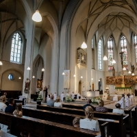 11.06.2020 - Uroczystość Pierwszej Komunii Świętej._18