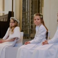 11.06.2020 - Uroczystość Pierwszej Komunii Świętej._22