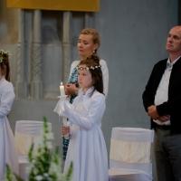 11.06.2020 - Uroczystość Pierwszej Komunii Świętej._29