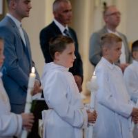 11.06.2020 - Uroczystość Pierwszej Komunii Świętej._32