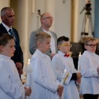 11.06.2020 - Uroczystość Pierwszej Komunii Świętej._33