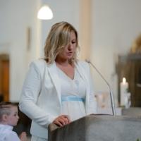 11.06.2020 - Uroczystość Pierwszej Komunii Świętej._35