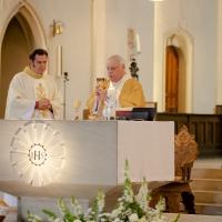 11.06.2020 - Uroczystość Pierwszej Komunii Świętej._36