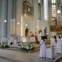 11.06.2020 - Uroczystość Pierwszej Komunii Świętej._38