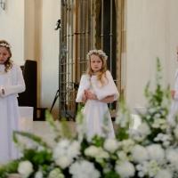 11.06.2020 - Uroczystość Pierwszej Komunii Świętej._53