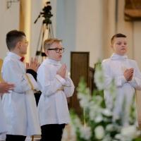 11.06.2020 - Uroczystość Pierwszej Komunii Świętej._55