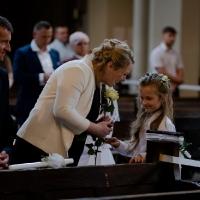 11.06.2020 - Uroczystość Pierwszej Komunii Świętej._58