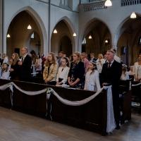 11.06.2020 - Uroczystość Pierwszej Komunii Świętej._9