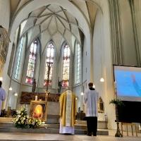 17.05.2020 - Setna rocznica urodzin św. Jana Pawła II._8