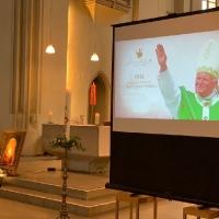 17.05.2020 - Setna rocznica urodzin św. Jana Pawła II._9